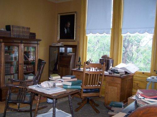 John Muir's Study