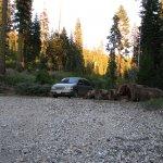 Camping Spot Sierras