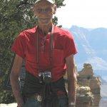 Dad at Grand Canyon
